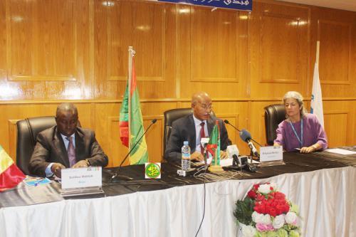 Début des travaux de la 6ième réunion de la commission tripartite Mauritanie-Mali-HCR