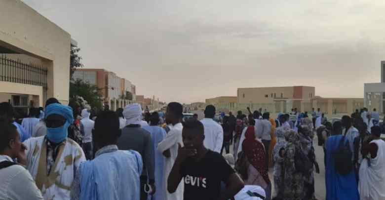 Mauritanie : arrestations parmi les étudiants et dispersion de leur manifestation