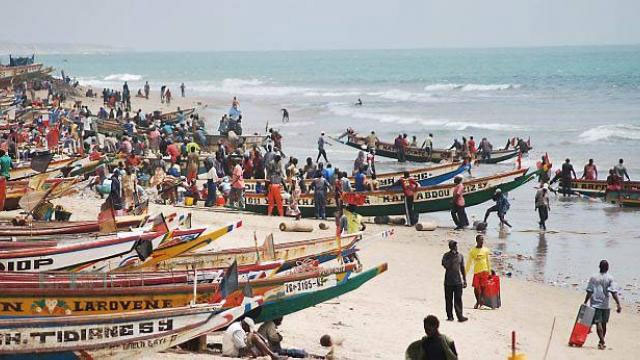 Mauritanie : les pêcheurs artisanaux protestent contre leur transfert vers un nouveau port