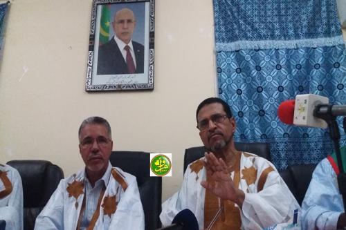 Le ministre de la santé affirme sa détermination à poursuivre la stratégie globale visant l'assainissement du secteur de la santé