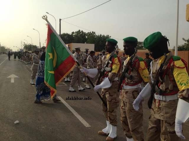 Mauritanie : l'Armée célèbre son 59e anniversaire