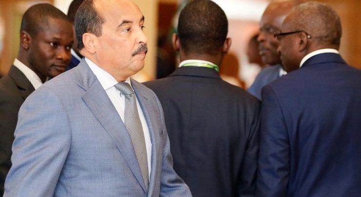 Mauritanie : des hommes politiques opposés au retour politique de Mohamed O. Abdel Aziz