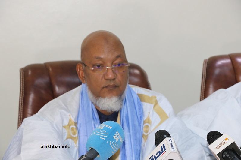 Mauritanie : La Constitution interdit au président de la République de diriger un parti (Khouna)