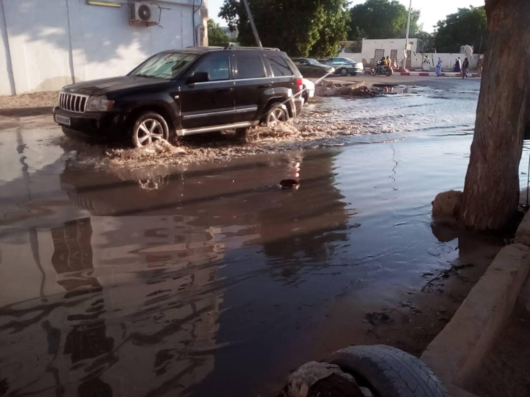 Fuites d'eau à la BMD: La SNDE s'en fout ?