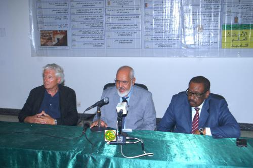 Conférence sur la recherche scientifique en Mauritanie