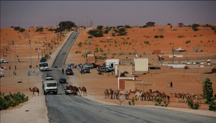 La route Boutilimitt-Aleg, le principal dossier de la visite du PM à Aleg