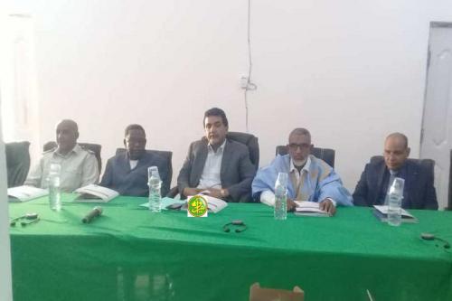 Kiffa: Organisation d'un colloque consultatif sur la réforme du cadre législatif de la traite des personnes et du trafic de migrants