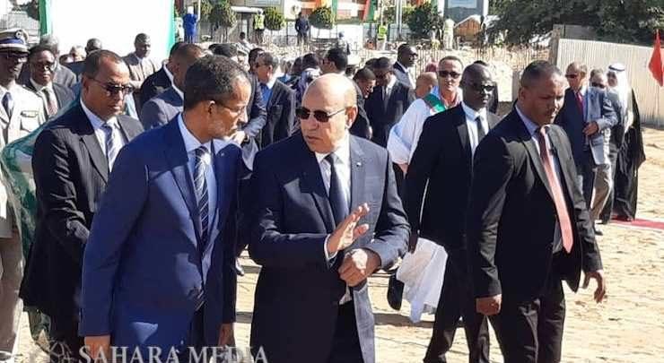 Ghazouani au journal « le Monde » : l'opposition doit rester une opposition