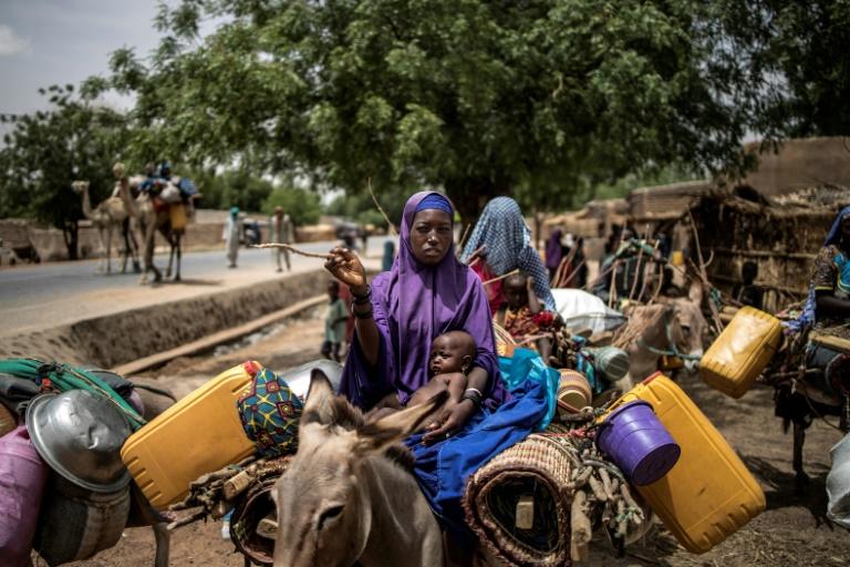 Niger: face au changement climatique, les nomades en fin de course