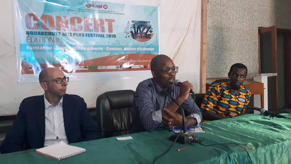 Nouakchott Jazz Plus festival 2019 bat son plein
