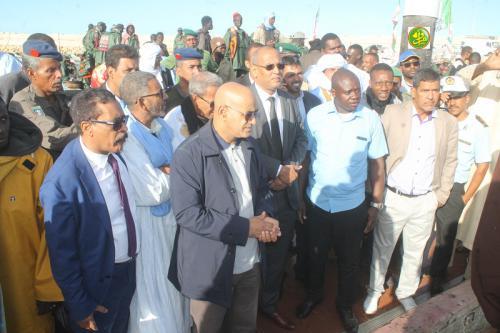 Le ministre des pêches s'enquiert des conditions des pêcheurs artisans au Port de Tanit (développement)