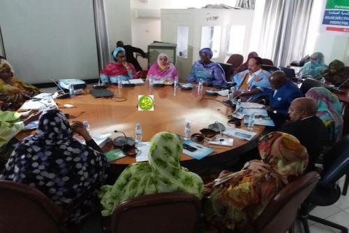 Sensibilisation pour montrer l'importance de la participation politique de la femme