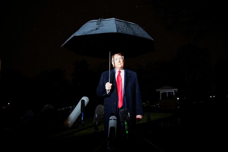 Impeachment, quel impeachment? Trump retrouve des couleurs