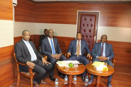 Plusieurs membres du gouvernement commentent les résultats du conseil des ministres