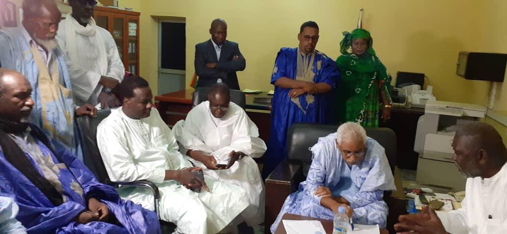 Mauritanie : Un Fonds d'aide aux sinistrées du Guidimakha