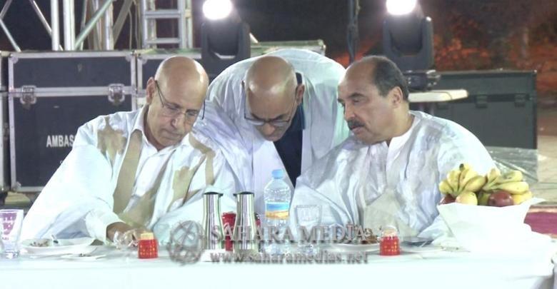 Congrès de l'UPR : Ghazouani opposé au report demandé par Aziz