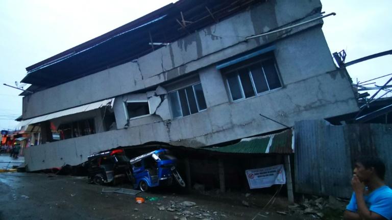 Séisme aux Philippines: un mort, des dizaines de blessés