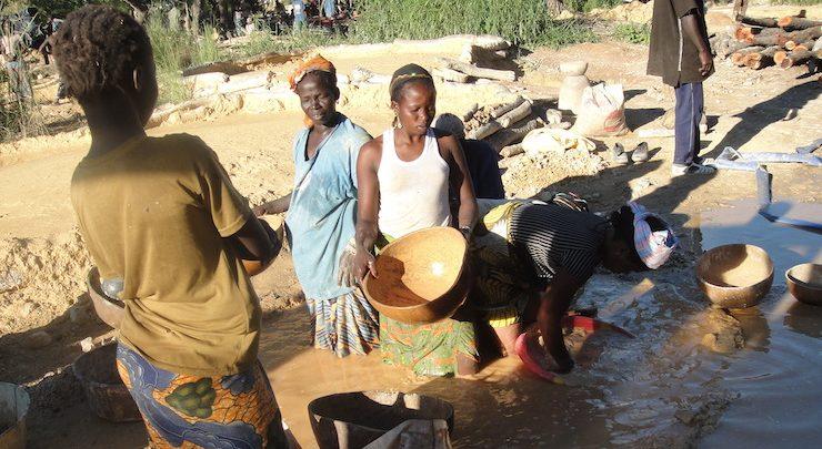 Les pays du G5 Sahel opposés à l'orpaillage clandestin