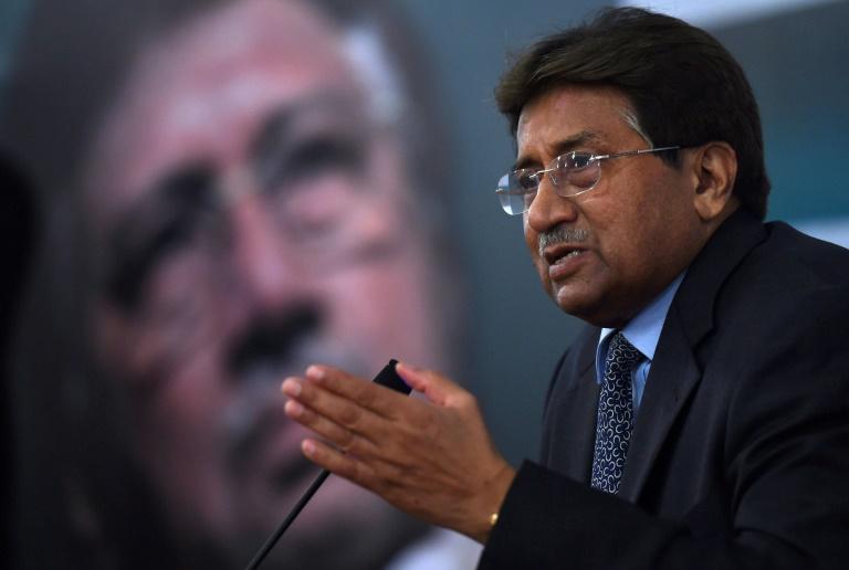 """Pakistan: l'ex-président Musharraf condamné à mort par contumace pour """"haute trahison"""""""
