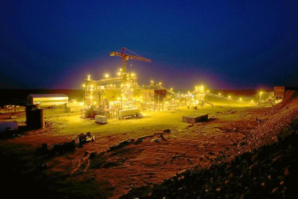 Mauritanie : Kinross Gold obtient un financement de 300 millions $ pour la mine d'or Tasiast