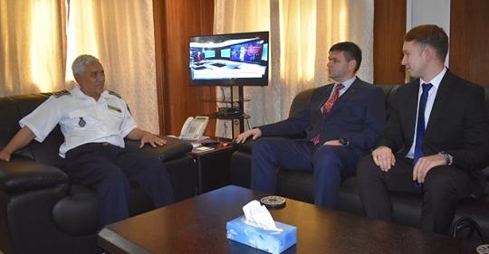 La Mauritanie et la Russie étudient un projet d'accord de coopération militaire