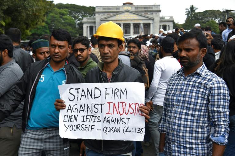 Loi sur la citoyenneté en Inde: nombreuses manifestations malgré les interdictions