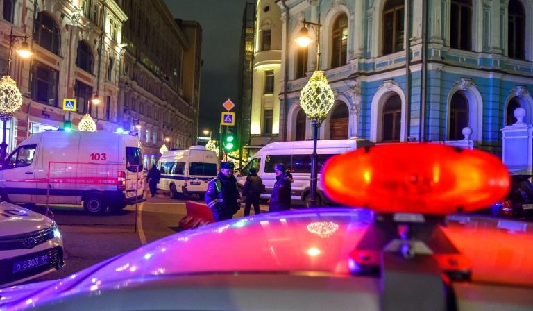 Fusillade près du FSB à Moscou: un agent tué, cinq blessés