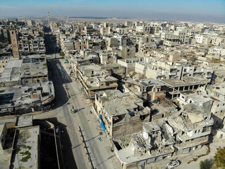 Syrie: le régime gagne du terrain à Idleb, neuf civils tués