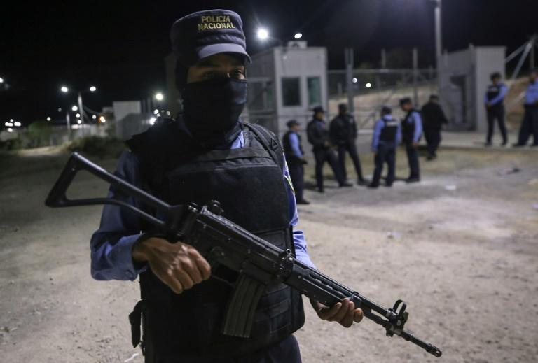 Week-end sanglant dans les prisons au Honduras: 36 morts lors d'affrontements