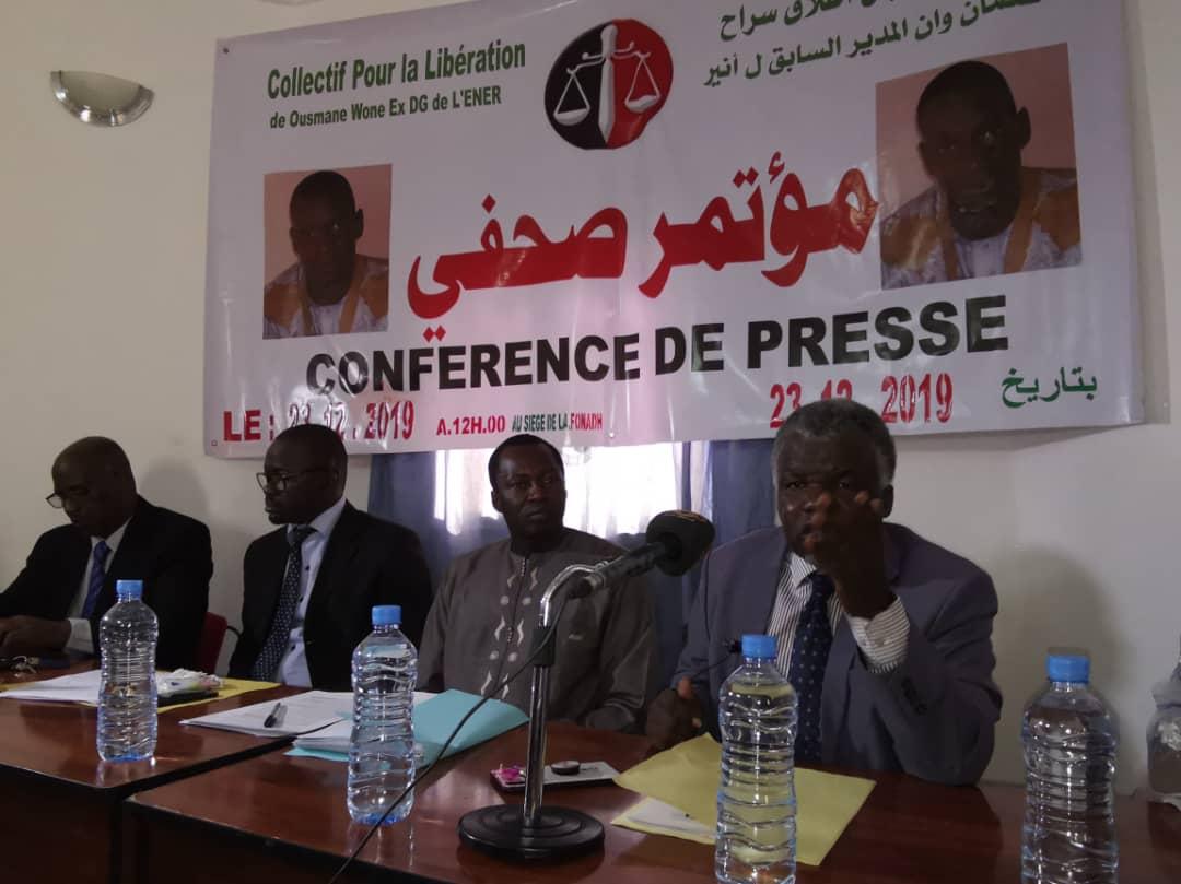 Mauritanie : La détention de Wone Ousmane est purement arbitraire (Collectif de soutien)