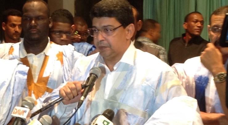 L'ancien président de l'UPR : « il n'y a pas de crise politique en Mauritanie »