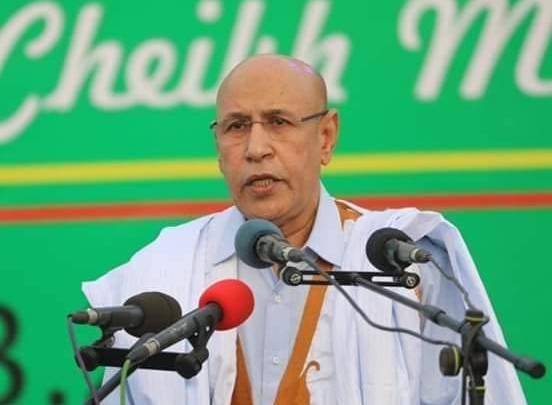 Le président Ghazouani a invité les anciens sénateurs à rejoindre l'UPR