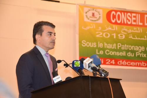 Le directeur général de l'ISESCO déclare Nouakchott capitale de la culture islamique