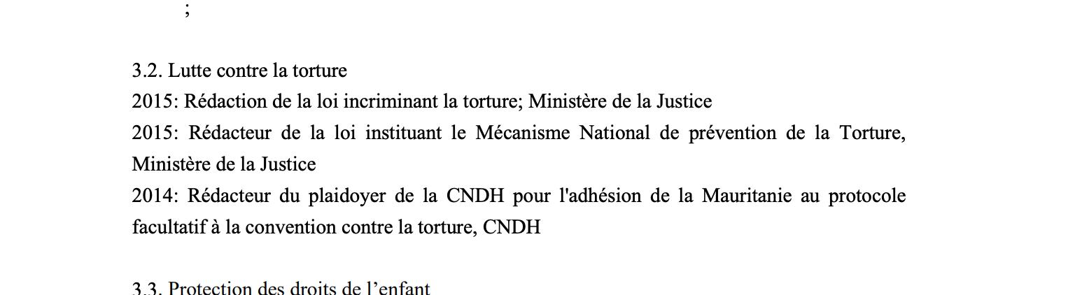 Le ministre de la justice pris en flagrant délit de plagiat