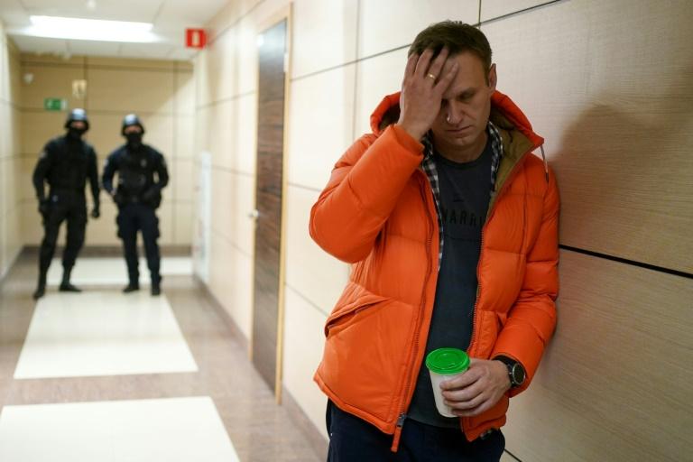 Nouvelle perquisition chez l'opposant russe Alexeï Navalny