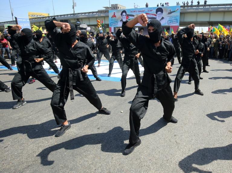 Irak: des raids meurtriers américains contre une faction pro-Iran suscitent l'indignation