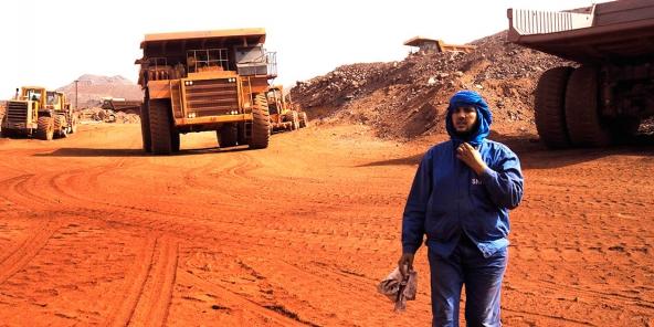SNIM : le personnel récompensé après l'exportation de 12 millions de tonnes de minerais