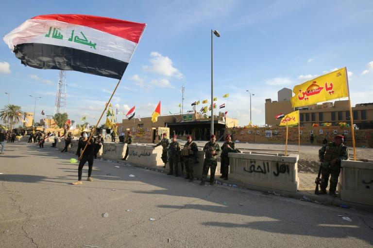 La montée en puissance des pro-Iran pourrait faire de l'Irak un paria