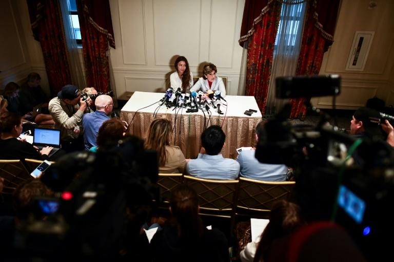 Victimes, avocates, procureure: les femmes du procès Weinstein