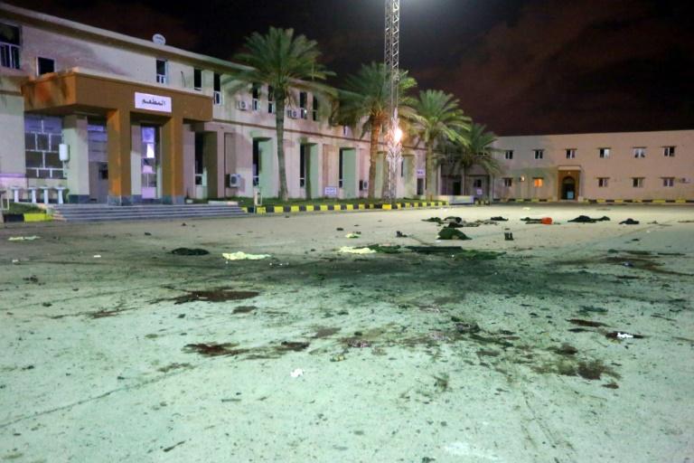 Libye: au moins 28 morts dans un raid contre une école militaire à Tripoli (ministère)