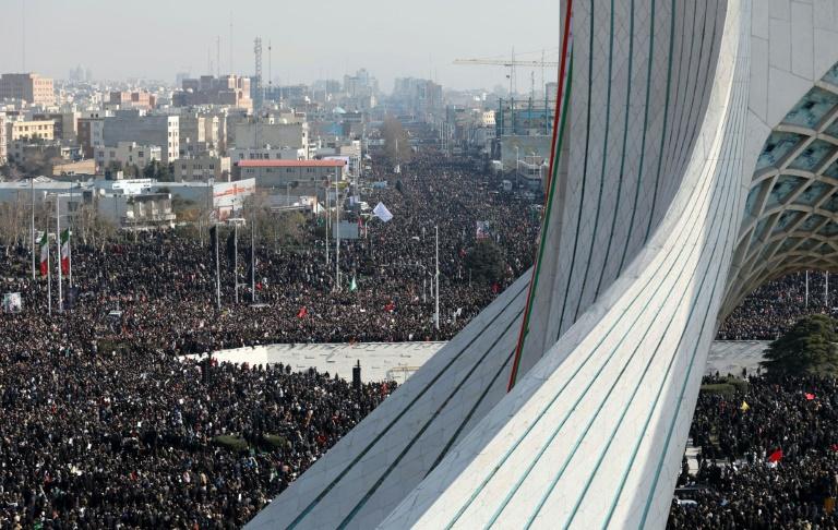Mort de Soleimani: un cafouillage américain crée la confusion sur un retrait d'Irak