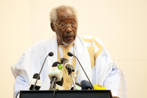 Le Président du Conseil économique, Social et Environnemental : « Œuvrons à la construction d'une nation dans laquelle tous les Mauritaniens se reconnaissent »