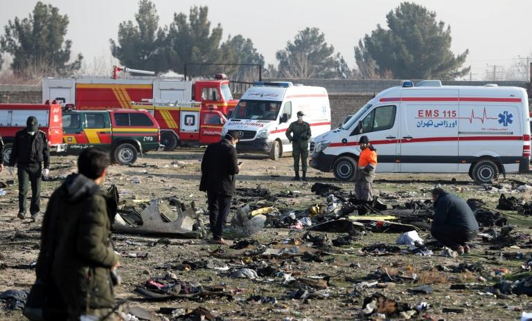 Avions civils abattus par des missiles: des précédents