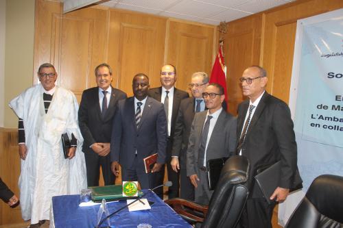 Notre pays abrite une session sur la gouvernance des régions en Mauritanie et au Maroc
