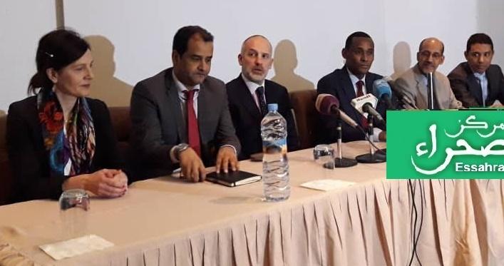 BP débute la formation technique de 25 jeunes mauritaniens
