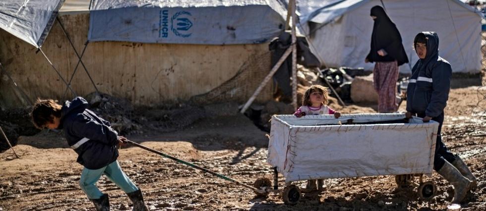 Syrie: plus de 500 morts, surtout des enfants, dans le camp d'Al-Hol en 2019