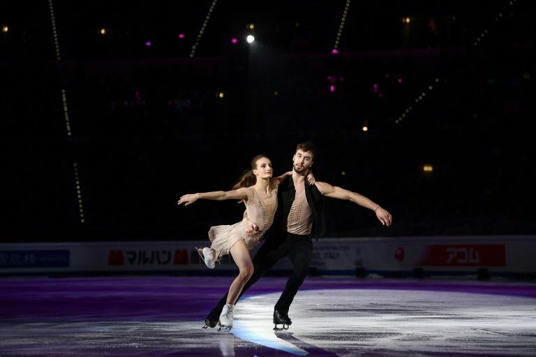 Euro de patinage: Papadakis et Cizeron en figures tutélaires, Aymoz en visage montant
