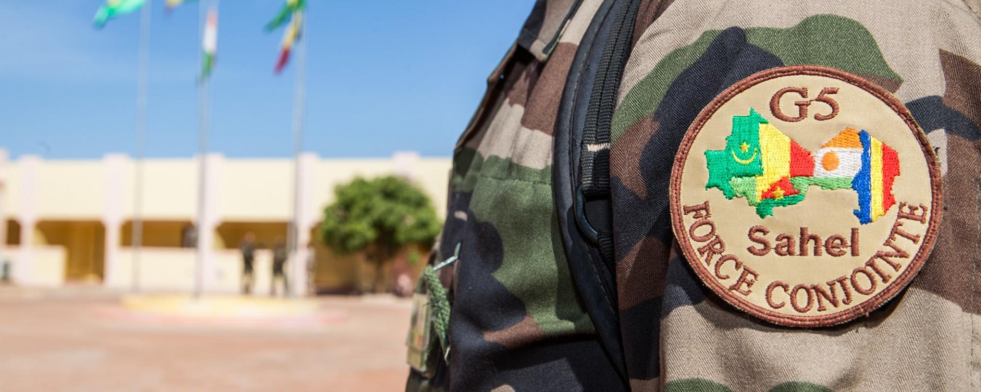 Le ministre de la Défense nationale reçoit l'envoyé spécial de l'Union Européenne au Sahel
