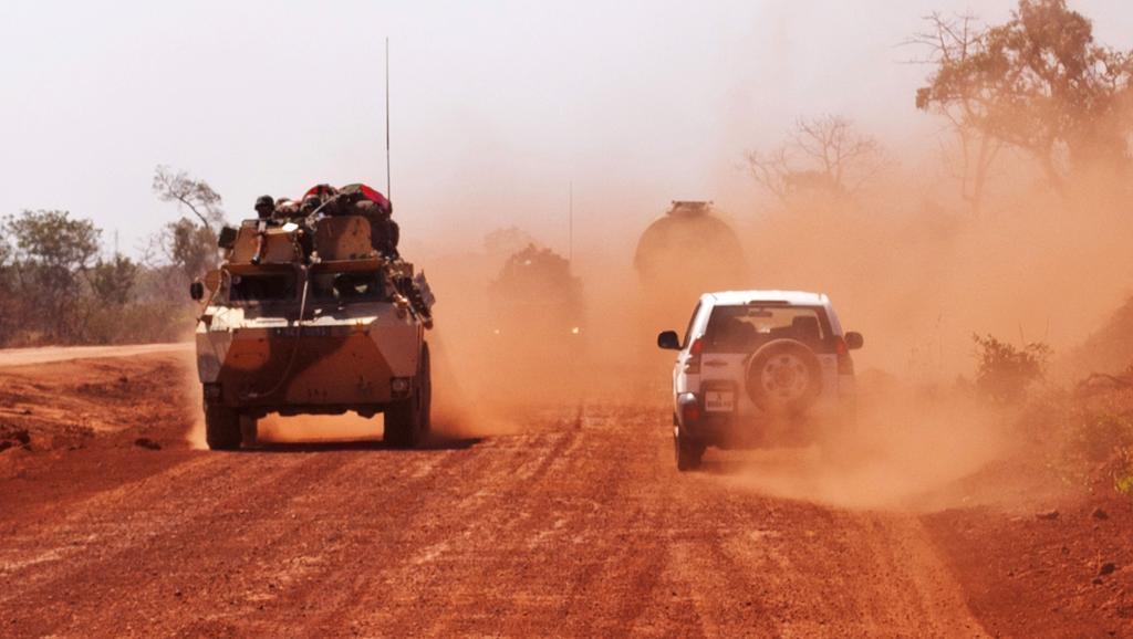 Mali: un camp de gendarmes attaqué par des hommes armés dans le centre
