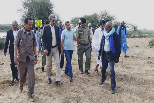 La rigueur sera observée pour l'application engagements définis dans le cahier de charges des ouvrages agricoles (ministre du développement rural)